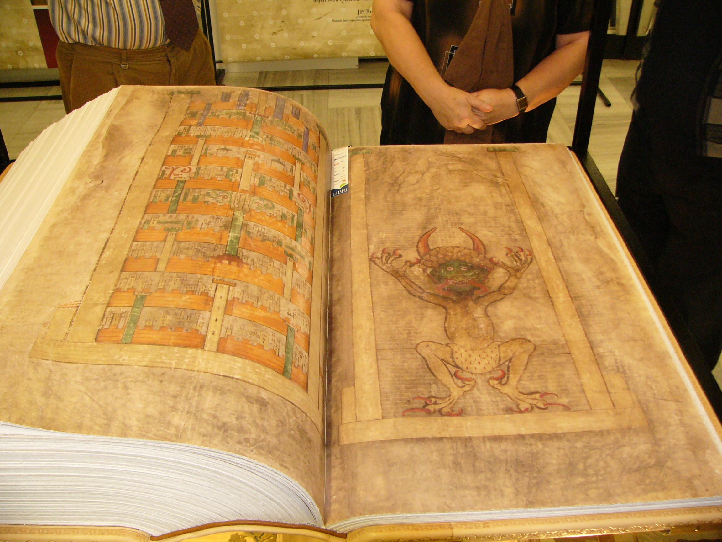 Arch Codex Gigas