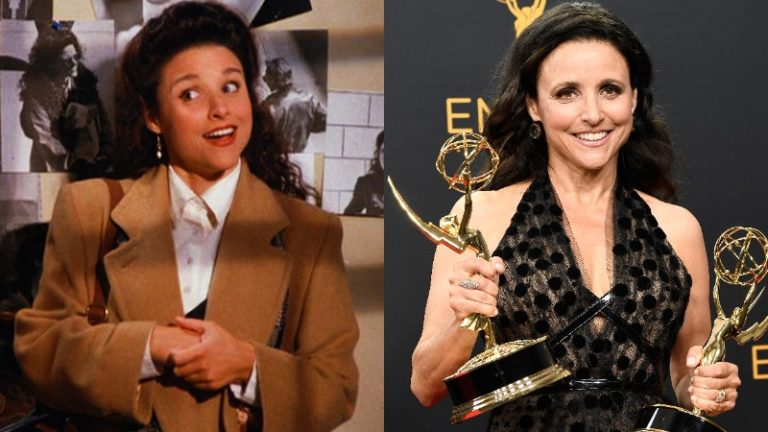 Presidentmommy for Where did julia louis dreyfus go to college