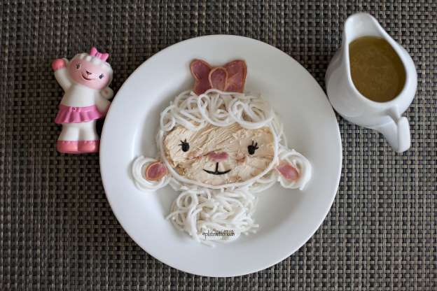 Mom Food Art 1
