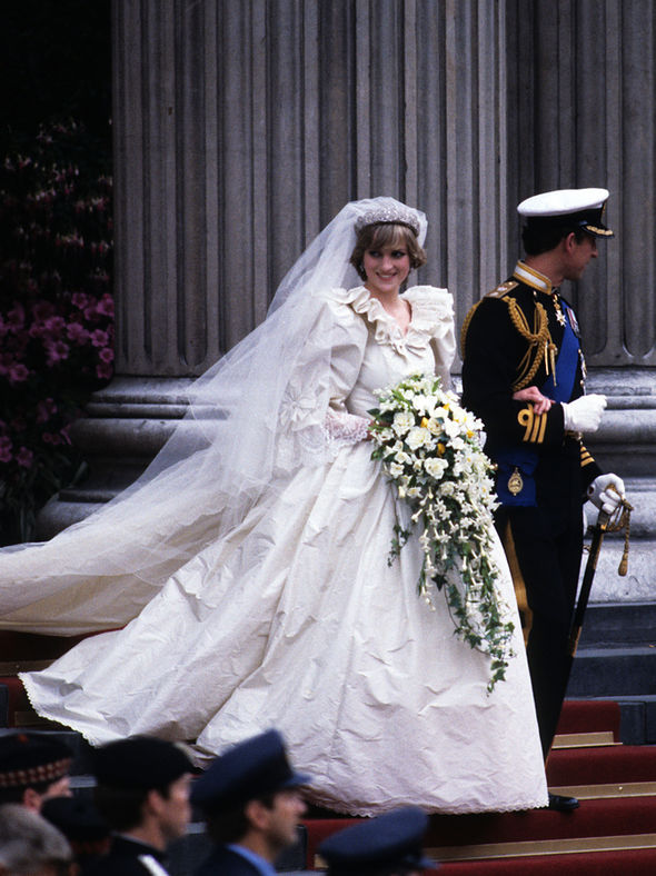 diana- wedding dress