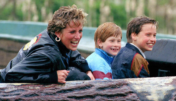 diana-william and harry