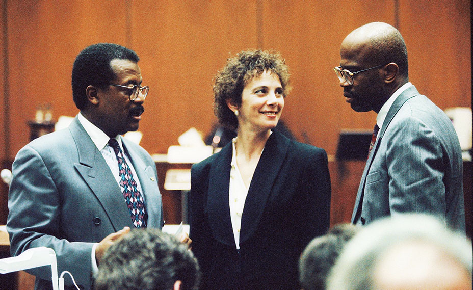O.J. Simpson Criminal Trial - February 9, 1995