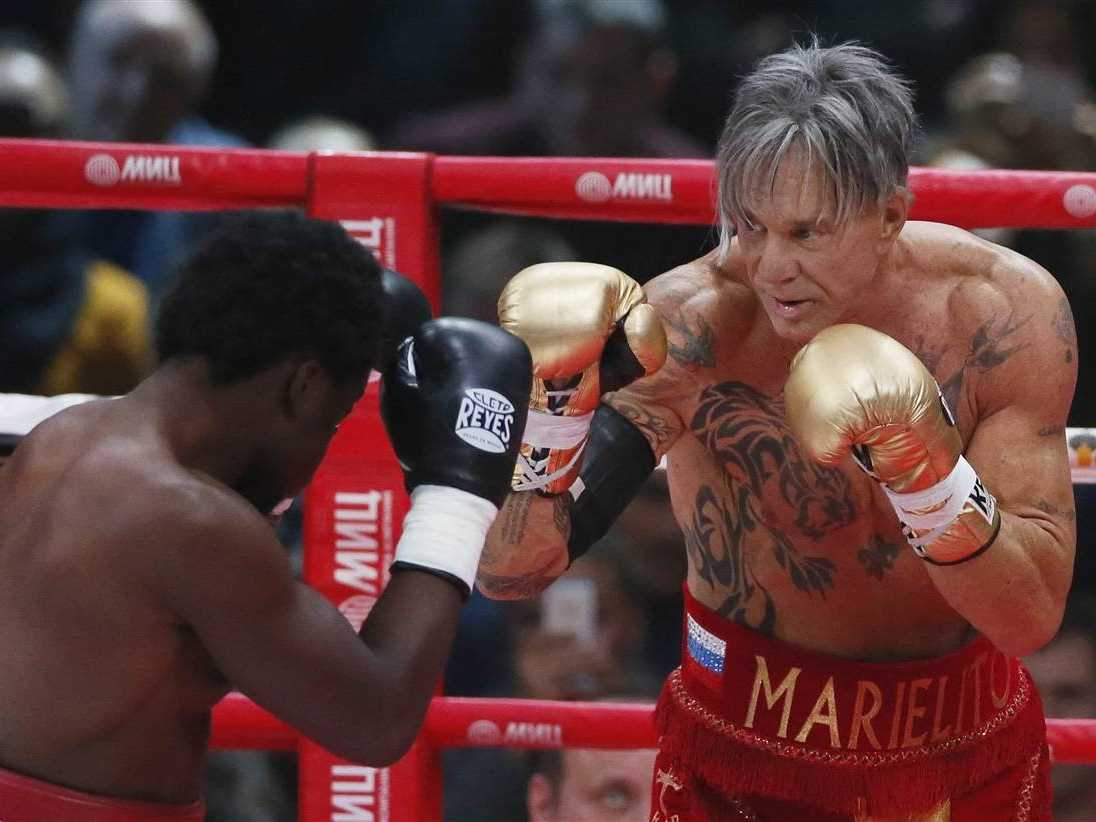 heres-video-of-that-boxing-match-actor-mickey-rourke-won-in-russia--reports-say-his-homeless-opponent-took-a-dive