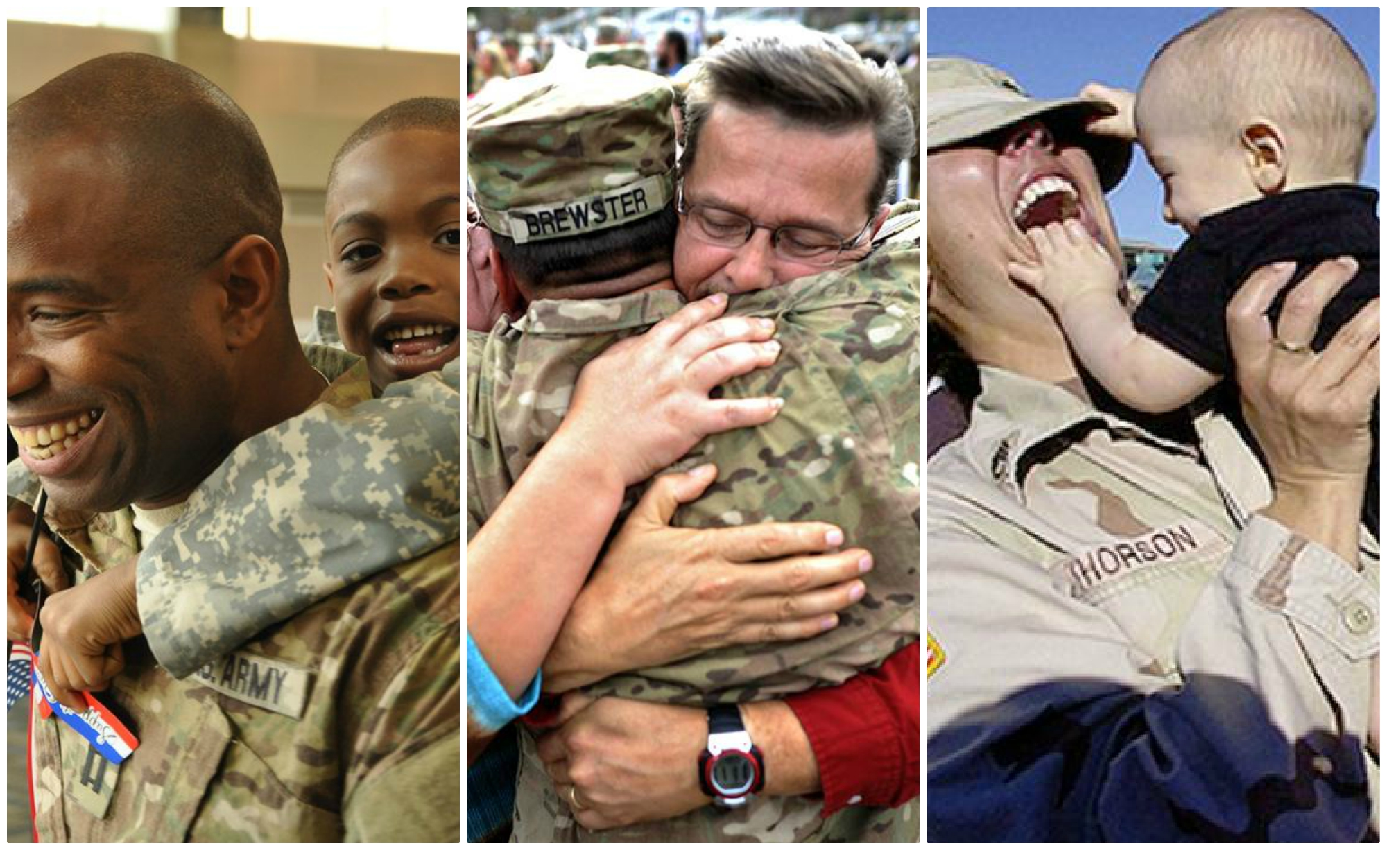 Heartwarming Videos, Pictures Articles m Heartwarming pictures of soldiers