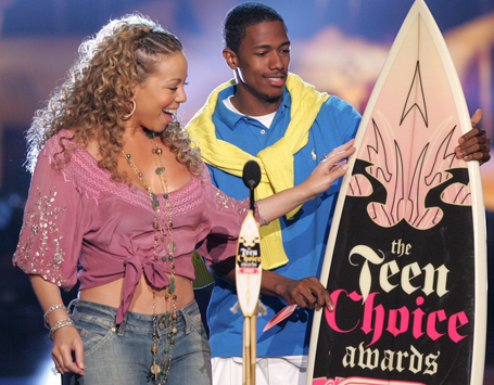 mariah- teen choice