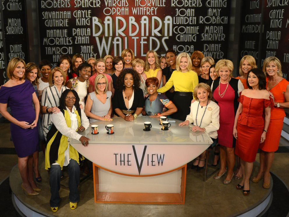abc_the_view_crowd_Barbara walters
