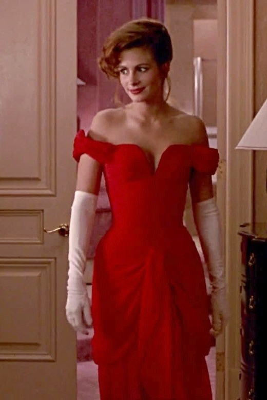 pretty woman- dress