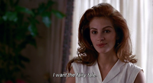 pretty woman-fairytale