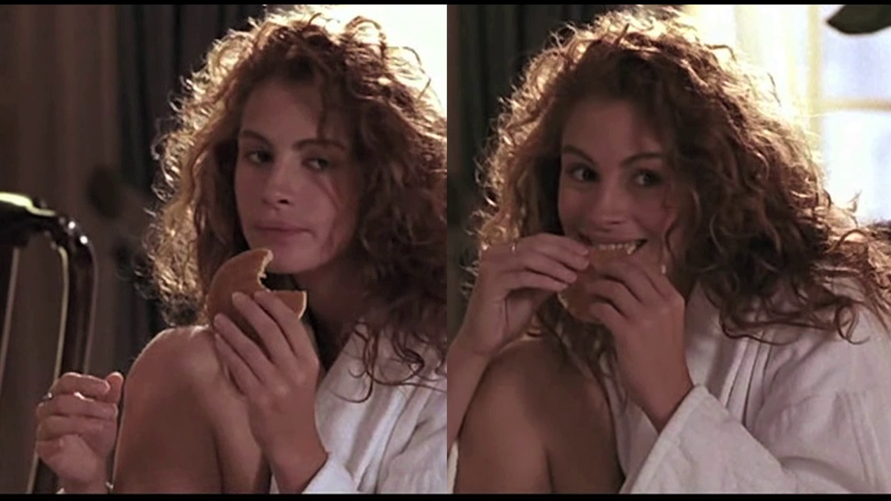 pretty woman-pancake